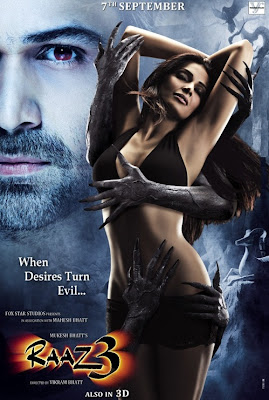 raaz3 hindi movie poster