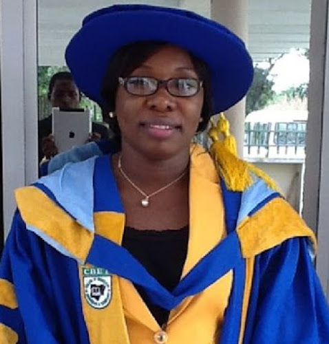 Cute UNIZIK Female Lecturer Wins UNESCO Prize In Geneva