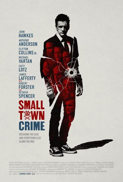 Small Town Crime (2018) ταινιες online seires xrysoi greek subs