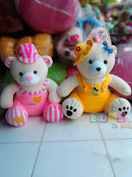Boneka Bear cute lucu