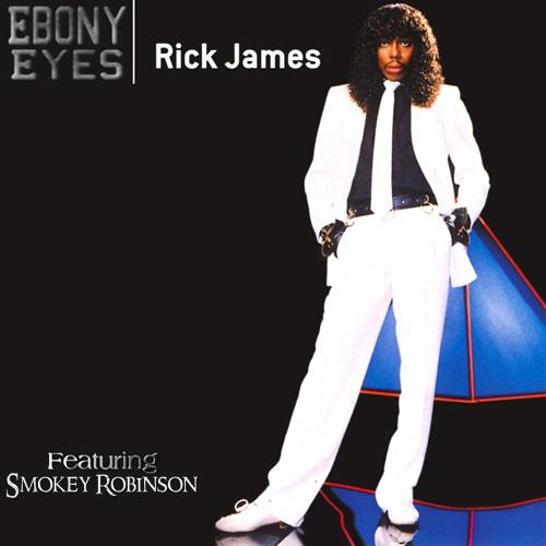 Smokey Robinson Ebony Eyes