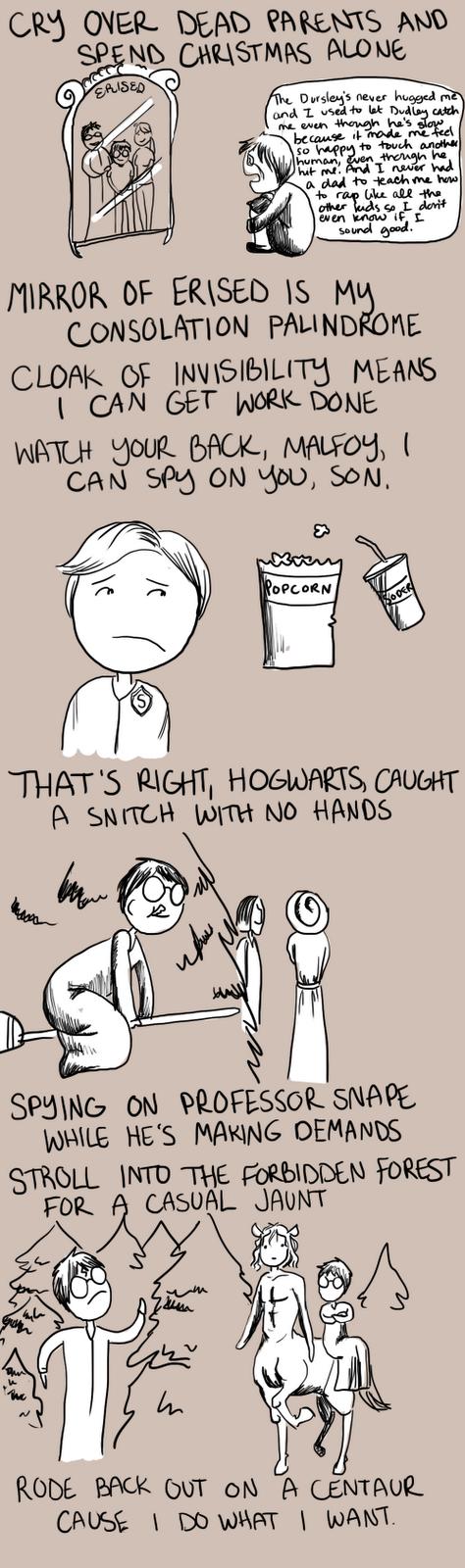 Harry Potter Sorcerers Stone Rap Parody