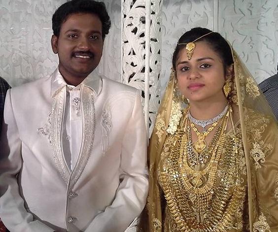 Singer Najim Arshad married Thazni Thaha