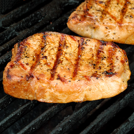 Grilled Pork Chop Recipe