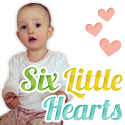 Six Little Hearts Blog Button