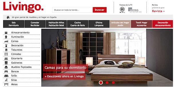 Livingo, el gran portal de muebles español