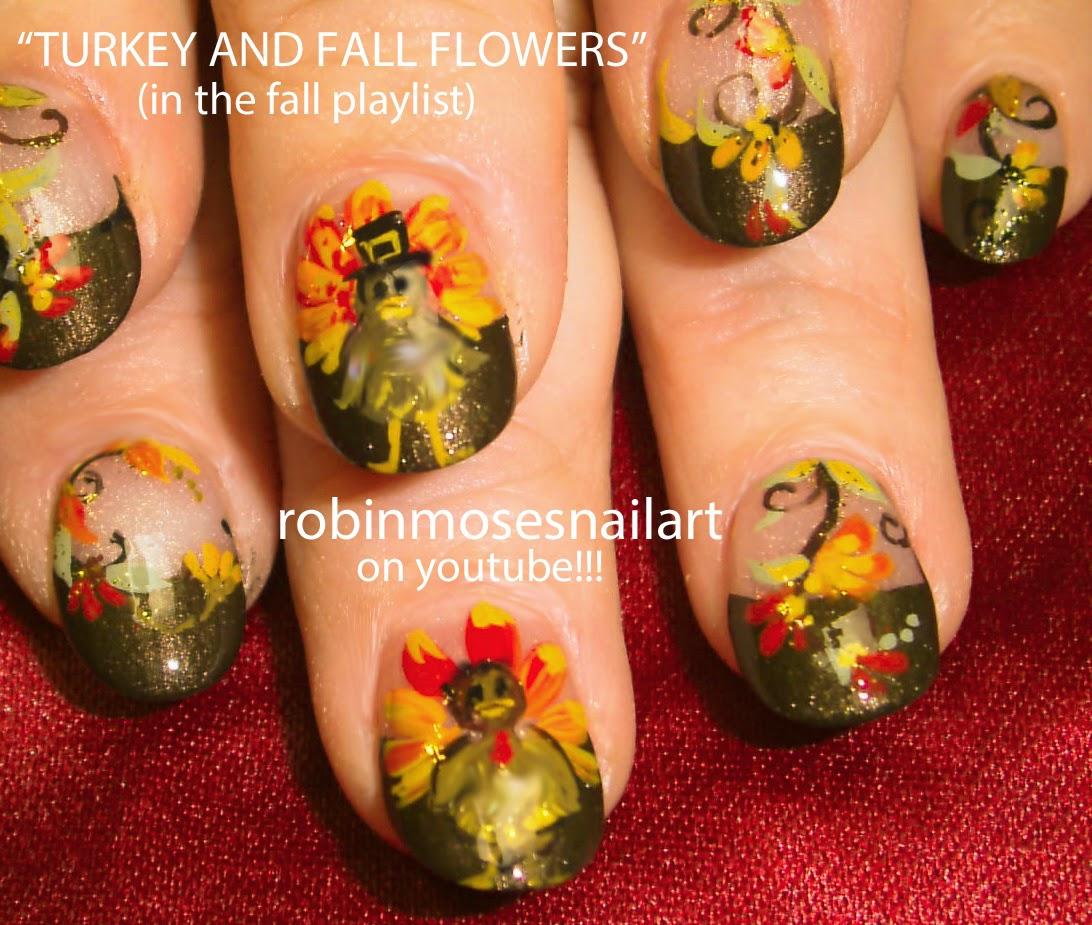 Fall Leaves Fall Nails Fall Nail Trends Autumn Nails Nail