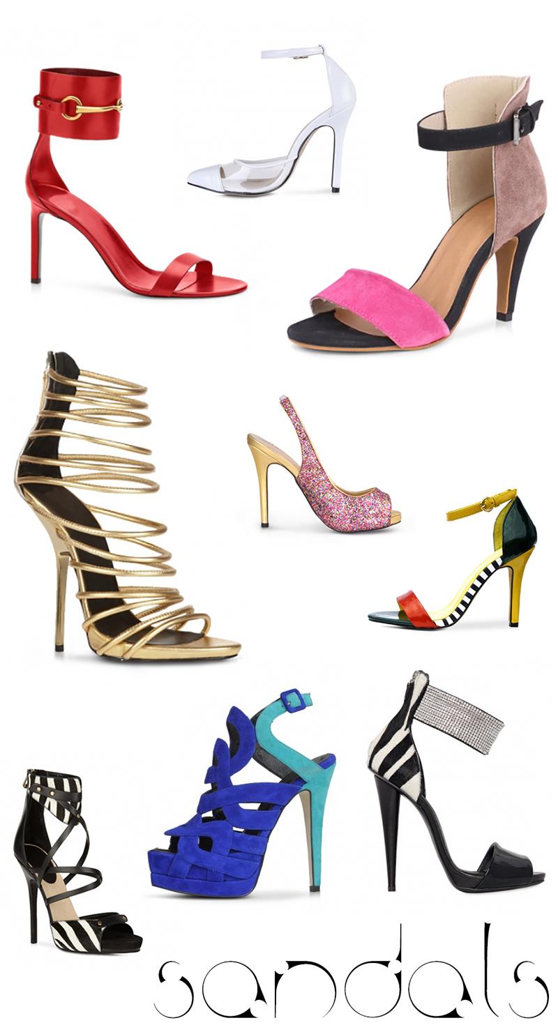 Dressale sandals