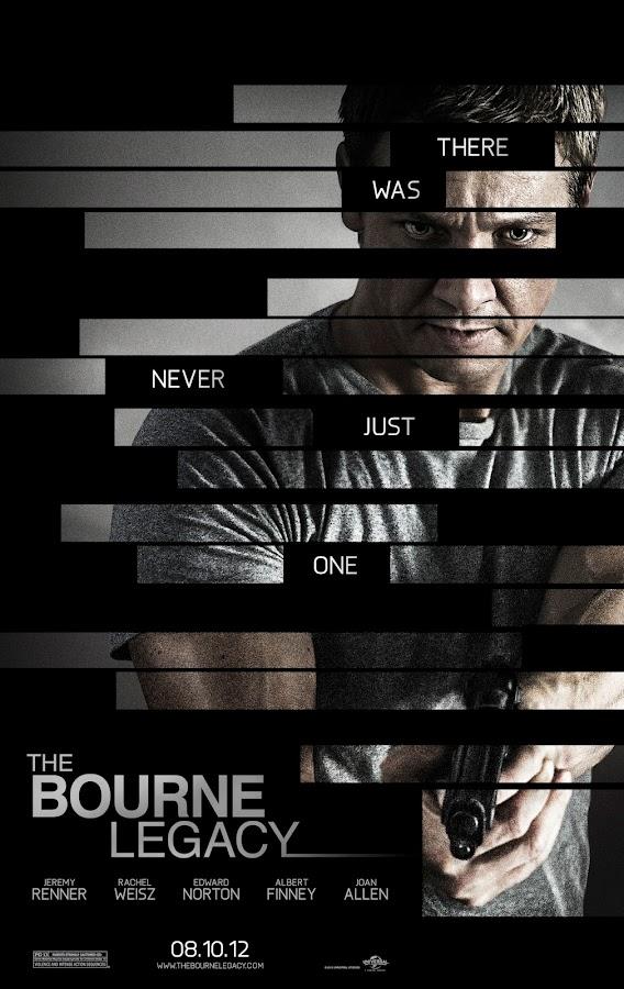 ตัวอย่างหนังใหม่ : The Bourne Legacy (พลิกแผนล่า ยอดจารชน) ซับไทย poster