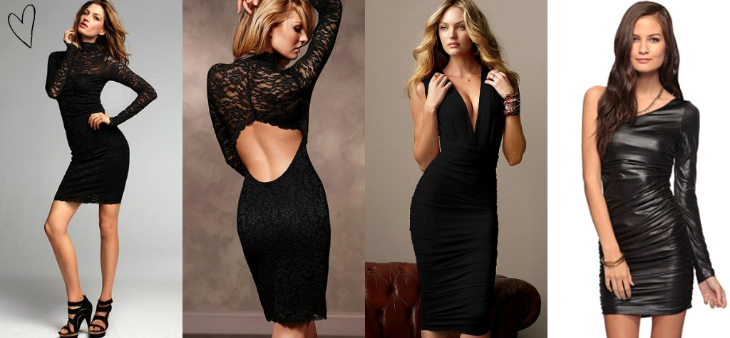 Victoria S Secret Lace Dress With Back Cutout 3 The Multi Way 4 Forever 21 Ruched One Shoulder