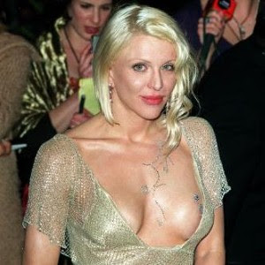 Courtney Love Hot