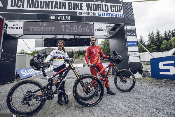 2015 Fort William UCI World Cup Downhill: Claudio Caluori's Track Preview