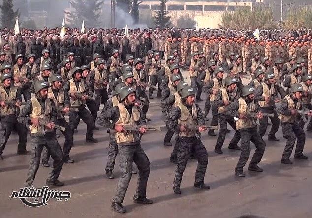 Kelompok Tentara Islam Siap Perangi ISIS