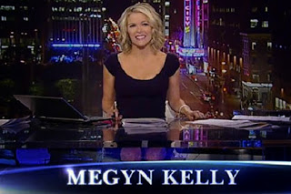 Making great ratings for Fox Irish American host Megyn Kelly
