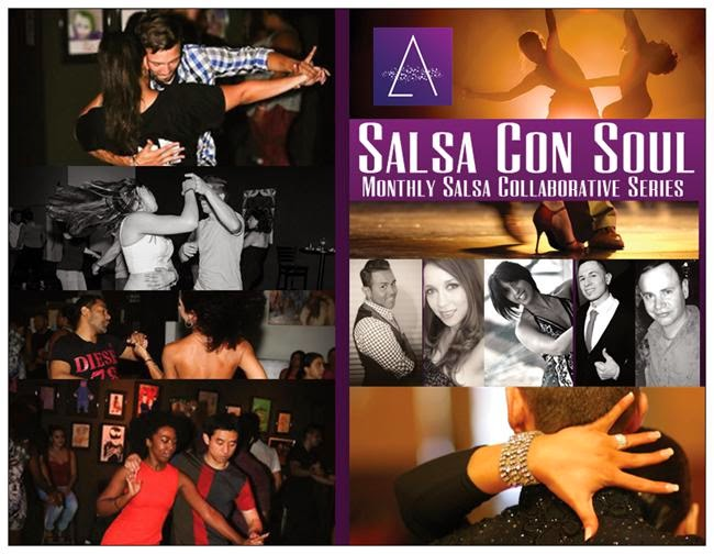 Salsa Con Soul Monthly Series at Aurora Providence