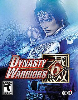 Dynasty warrior 6 [RIP]