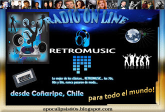 RADIO RETROMUSIC ON LINE