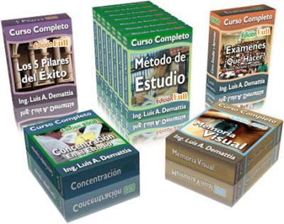 Método De Estudio – Ing. Luis Demattia [Curso]