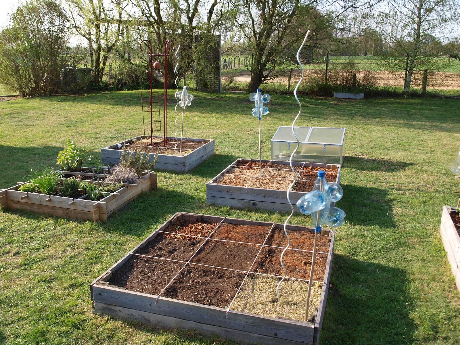 Vierkante Meter Tuin : Overdekte vierkante meter tuin moestuin forum voor en door