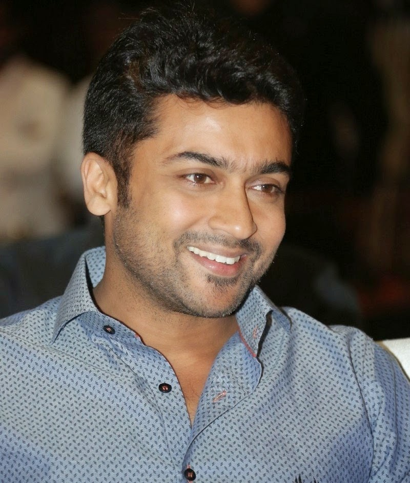 Surya Latest Stills At Rough Audio launch