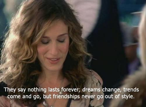 Sex and the city quotes about friends pic 12