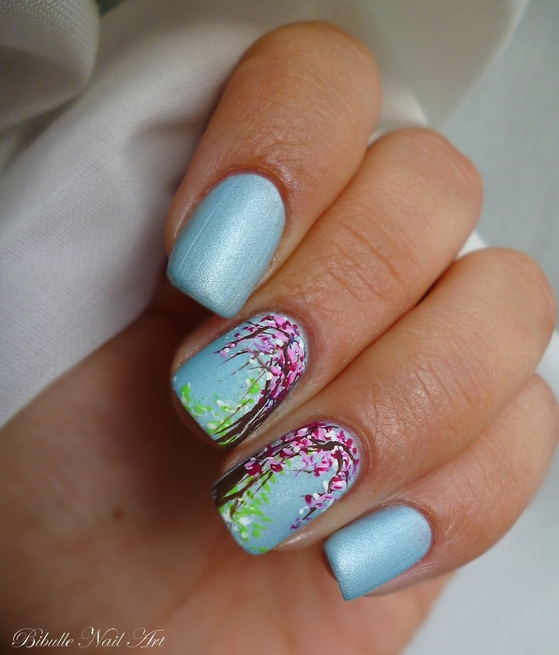 Nail Art Done Easily At Home Furthermore Crazy Nail Designs Together ...