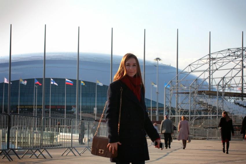 Sochi 2014 Olympic Park venue Ice Palace Bolshoy