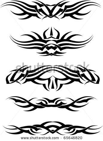 free armband tattoos