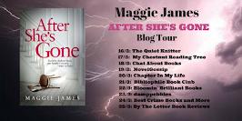 Blog Tour - Maggie James