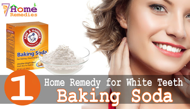 Remedies for White teeth