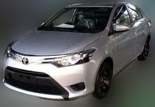 Toyota Vios 3rd-Gen