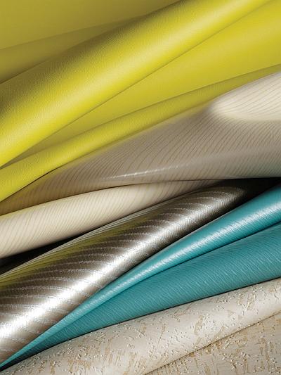 modern vinyl fabrics