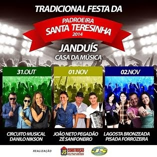 JANDUÍS-RN TRADICIONAL FESTA DA PADROEIRA