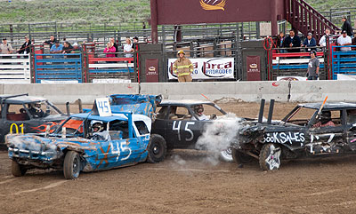 Eagle Mountain Demolition Derby