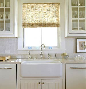 What is a farmhouse without a farmhouse sink???