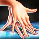 Amazing Fingers Icon Logo