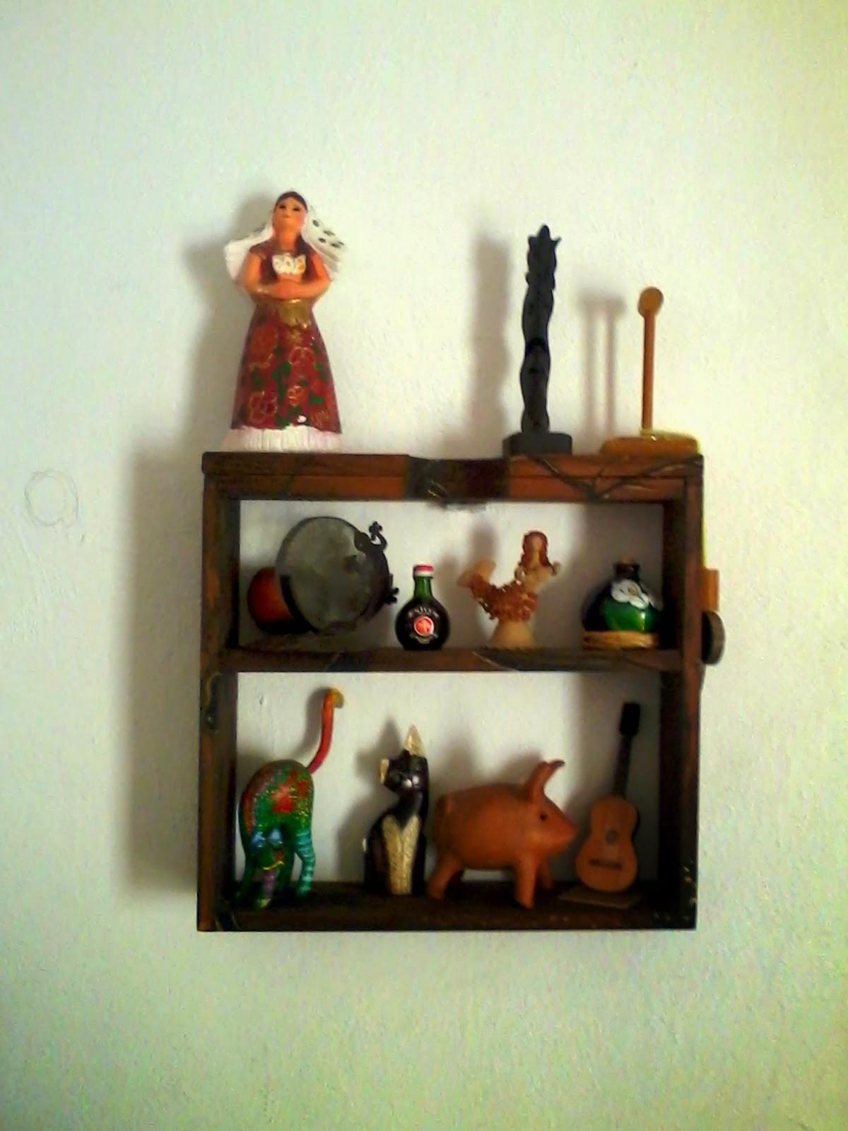 Que puedo hacer con cajones o cajoneras de madera el detalle que - Estante con cajon ...