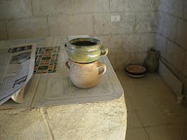 couscoussier miniature en terre cuite