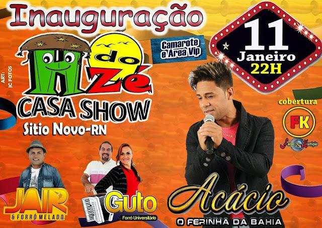 H do Zé Casa Show Apresenta