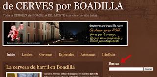 de cerves por Boadilla - Guía de cervezas de Boadilla del Monte (Madrid)