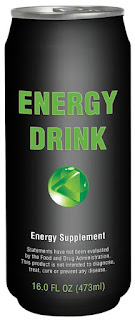 can of generic energy drink
