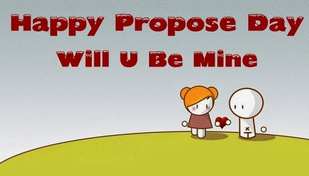 Happy Propose Day Wallpapers For 2014