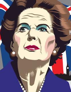 Noticias insólitas: Thatcher, la cuarta personalidad más erótica del milenio
