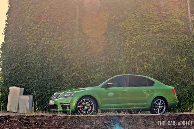 Skoda Octavia RS 2.0 TDI Green Tec (135kW)