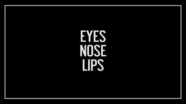 Chord Gitar Eyes Nose Lips