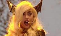 lady gaga setan