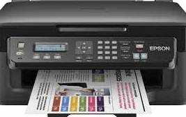 Epson WF-2510 WF-2511 Resetter Download