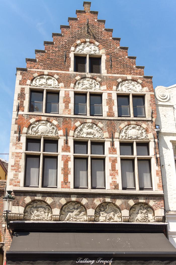 Edificios de Brujas