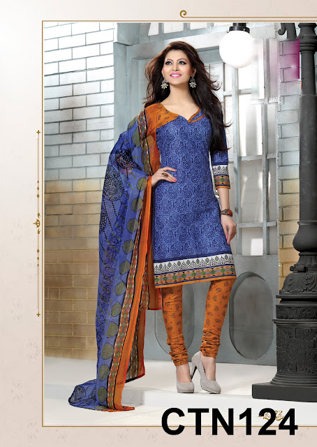Wholesale Cotton Dress Material Online Shopping