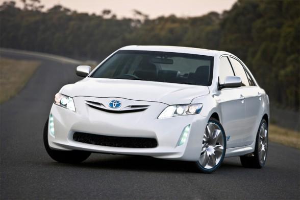 2012 Toyota Camry Solara